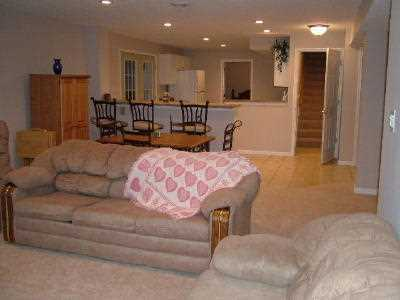 Your New Basement Can Be Remodeled In Whatever Configuration Suits Your  Familyu0027s Needs And Habits.