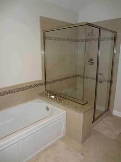 custom tile trim bathtub 2a