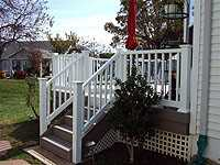 Another St. Charles County deck.