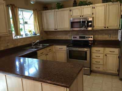 Custom Kitchen Remodeling by Heartland of St. Charles County