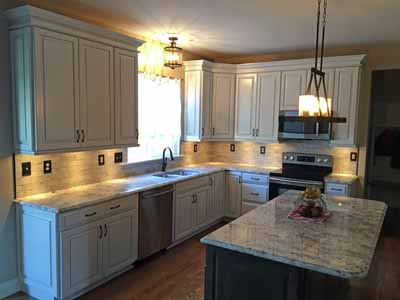 Custom Kitchen Remodeling By Heartland Of St Charles County