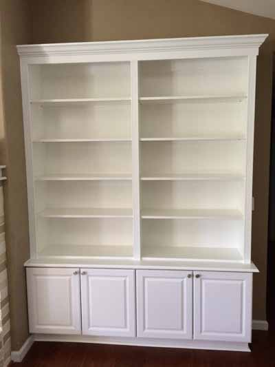 Bookshelves With Kitchen Cabinet Base Bookshelves With Kitchen Cabinet Base  Lg